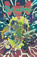 Rick and Morty Book Five
