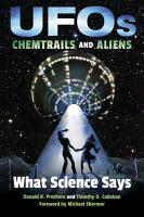 UFOs  Chemtrails  and Aliens PDF