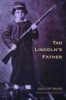 Tad Lincoln s Father PDF