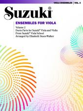 Ensembles for Viola, Volume 2: Volume 2