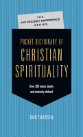 Pocket Dictionary of Christian Spirituality PDF