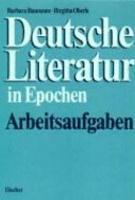 Deutsche Literatur in Epochen PDF