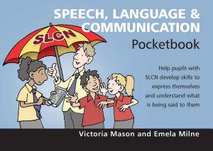 Speech  Language   Communication Pocketbook PDF