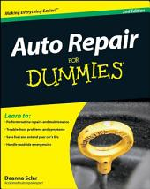 Auto Repair For Dummies: Edition 2