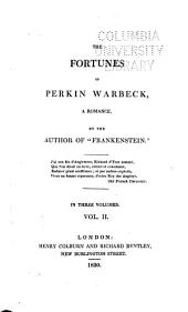 The Fortunes of Perkin Warbeck: A Romance, Volume 2