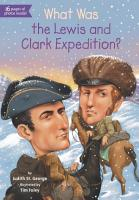 What Was the Lewis and Clark Expedition  PDF