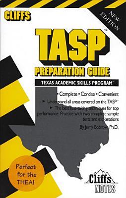CliffsTestPrep Texas Academic Skills Program PDF