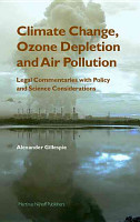 Climate Change  Ozone Depletion And Air Pollution PDF