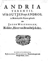 Andria: 't vrouwtje uyt Andros