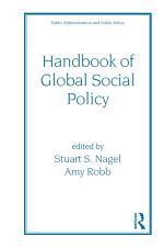 Handbook of Global Social Policy