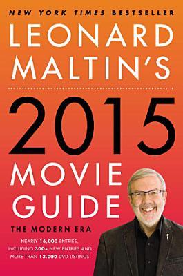 Leonard Maltin s 2015 Movie Guide