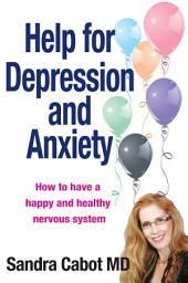 Help for Depression and Anxiety Hormones