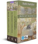 Amish Cupcake Cozy Mystery Box Set Books 4-6