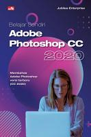 Belajar Sendiri Adobe Photoshop CC 2020 PDF