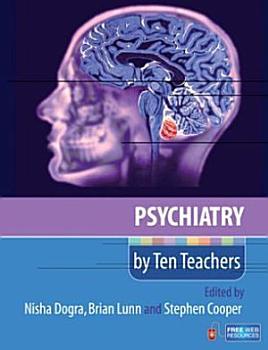 Psychiatry by Ten Teachers PDF