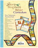 The Jesus Storybook Bible Curriculum New Testament Handout Pack