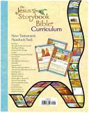 The Jesus Storybook Bible Curriculum New Testament Handout Pack