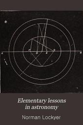 Elementary Lessons in Astronomy