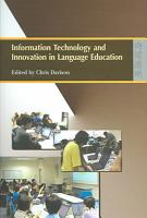 Information Technology and Innovation in Language Education PDF