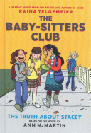 The Baby Sitters Club 2  The Truth about Stacey Book