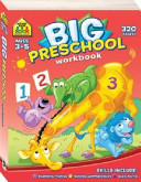 Big Preschool Workbook Book PDF