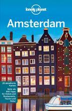 Lonely Planet Reisef  hrer Amsterdam PDF