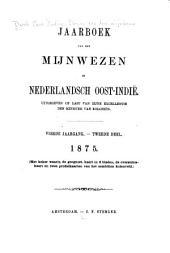 Jaarboek van het Mijnwezen in Nederlandsch-Indië ...: Volume 4,Deel 2