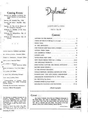 The Diplomat PDF