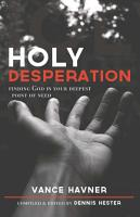 Holy Desperation PDF