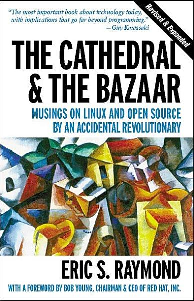 Download The Cathedral   the Bazaar Book
