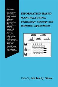 Information Based Manufacturing PDF