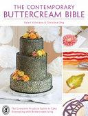 The Contemporary Buttercream Bible Book PDF