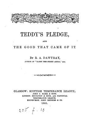 Teddy s pledge
