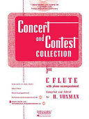 Concert and Contest Collection for C Flute PDF
