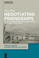 Negotiating Friendships PDF