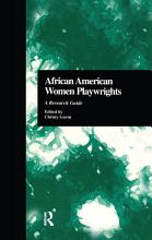 African American Women Playwrights PDF
