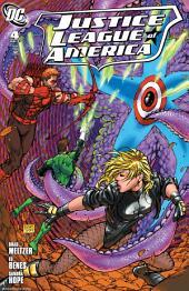 Justice League of America (2006-) #4