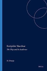 Euripides& Bacchae