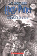 Harry Potter and the Goblet of Fire  Brian Selznick Cover Edition