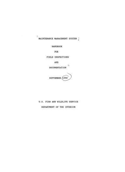 Maintenance Management System PDF