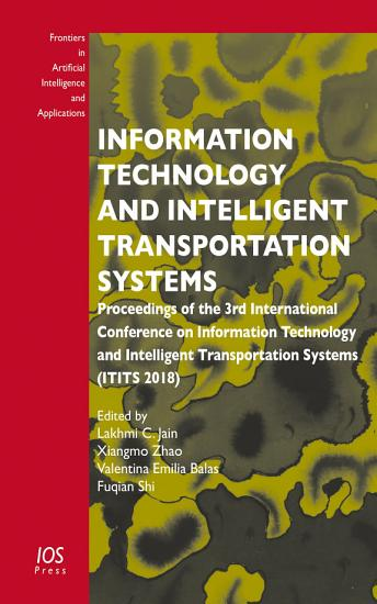 Information Technology and Intelligent Transportation Systems PDF