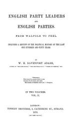 English Party Leaders and English Parties PDF