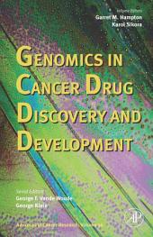 Advances in Cancer Research: Genomics in Cancer Drug Discovery and Development