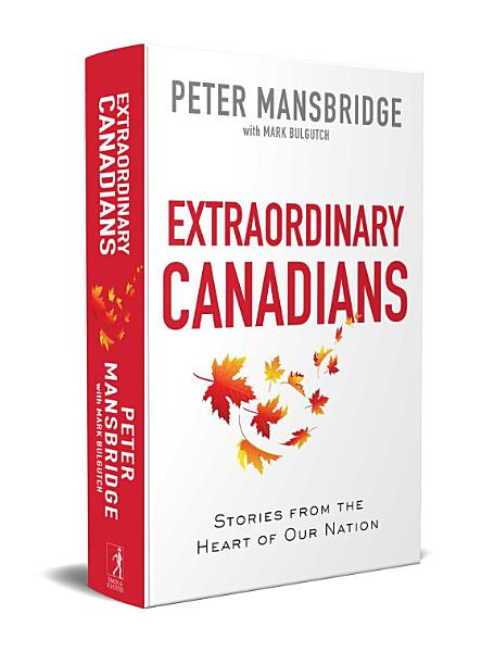 Download Extraordinary Canadians Book