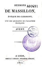 Sermons de Massillon...