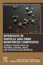Interfaces in Particle and Fibre Reinforced Composites PDF
