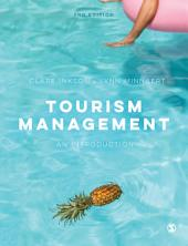 Tourism Management: An Introduction, Edition 2