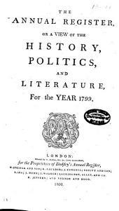 Annual Register: Volume 41