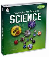 Strategies for Teaching Science  Levels K 5 PDF