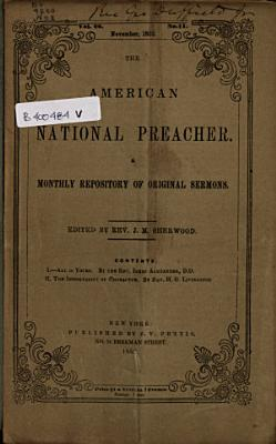 National Preacher PDF